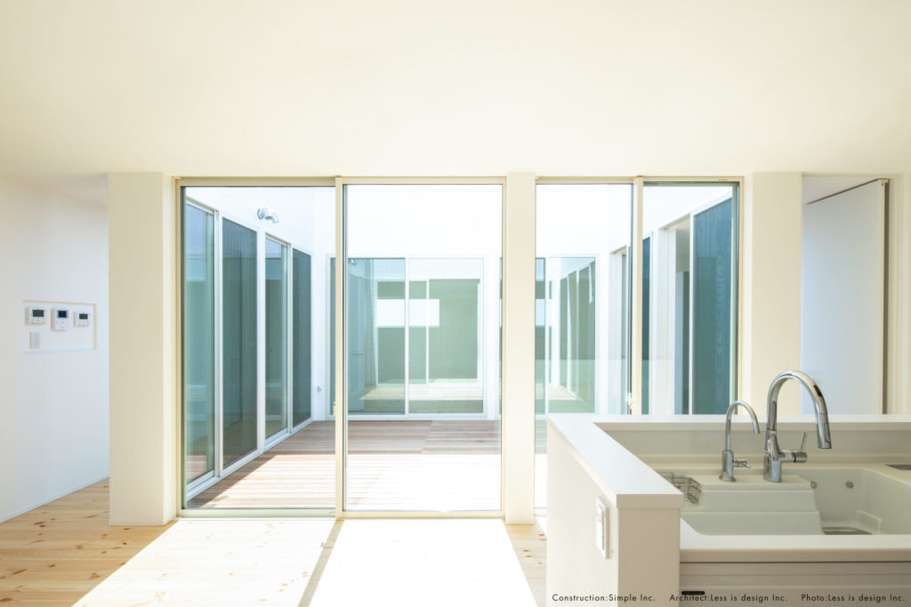 土地の周辺環境に合わせた間取り設計 -新潟の家を考えるハルモニーレーベンの家-