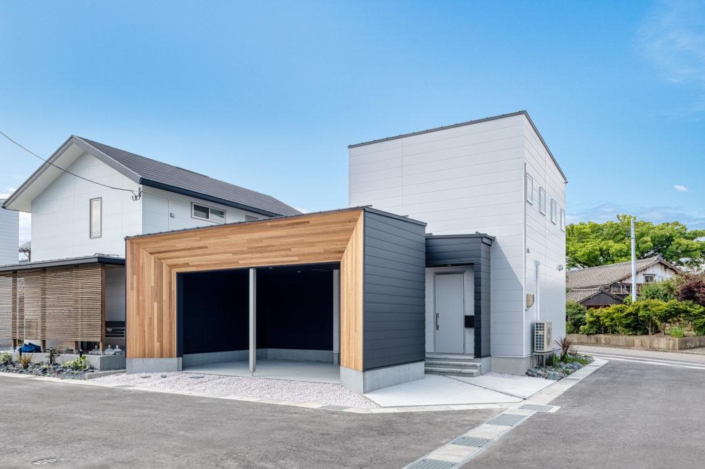 家事導線が楽々!動きもシンプルに -新潟の家を考える ハルモニーレーベンの家-